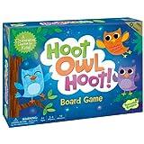 Best Peaceable Kingdom Kids Games - Hoot Hoot Owl Board Game Review