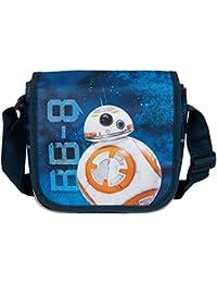 Undercover para la guardería, Star Wars, aprox. 21 x 22 x 8 cm Niños de bolsa de deporte, 22 cm, color azul