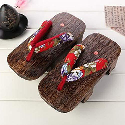 NO BRAND Zapatos Tradicionales Japoneses Informal