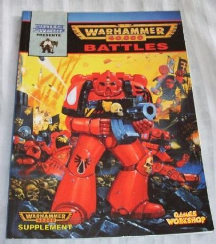 Warhammer 40, 000: Battle (White dwarf presents...) by Chamber, Andy, etc. (1995) Paperback