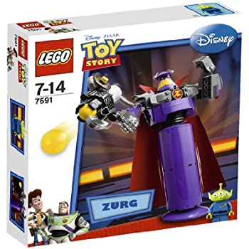 Lego toy story 7590 woody and buzz to the rescue amazon - Lego toys story ...