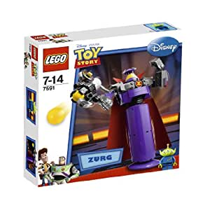 LEGO Toy Story 7591: Construct-a-Zurg