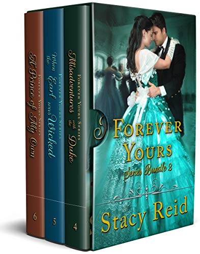 Forever Yours Series Bundle (Book 4-6) (Forever Yours  Boxset 2) (English Edition)