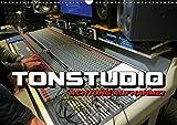 TONSTUDIO - Achtung Aufnahme! (Wandkalender 2019 DIN A3 quer): Studioequipment und Musikinstrumente fotografiert während einer Musikproduktion (Monatskalender, 14 Seiten ) (CALVENDO Kunst)