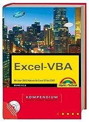 Excel-VBA: Mit über 1000 Makros für Excel 97 bis 2007 (Kompendium / Handbuch)