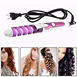Foxy Hair Curler for Women, Curler for Hair, Curling Iron, Spiral Hair Curler (Electric) Hair Styler (Color may vary)