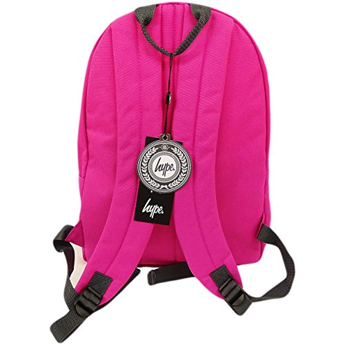 Just Hype Hype bag kit (Plain), Borsa a spalla uomo Taglia Unica Fuchsia Pink