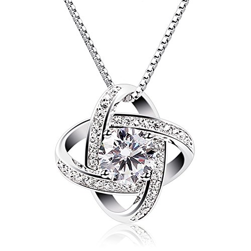 bcatcher-sterling-silver-cubic-zirconia-pendant-gemini-necklace