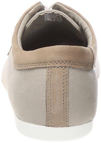 Schmoove Fidji Club, Chaussures basses homme Taupe/blanc cassé