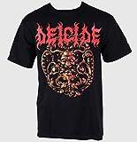 Herren T-Shirt Deicide - Medaillon - JSR - DDE120