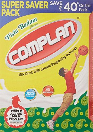 Complan Refill - 500 g (Pista Badam) Save 40/- On...