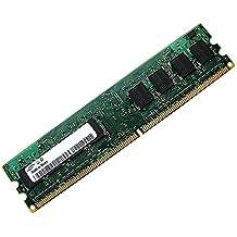 Samsung - Memorias RAM de 8GB, 4x 2GB, 800MHz, PC2-6400, M378T5663QZ3-CF7, doble cara para sistemas informáticos DDR2de 800MHz, 100 % compatible con 667Mhz