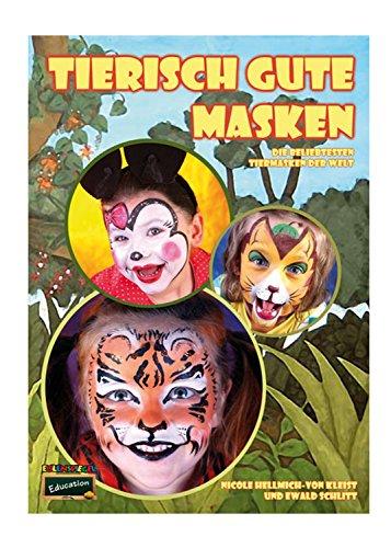 h gute Masken (Halloween-kostüm Ideen, Die Keine Maske)