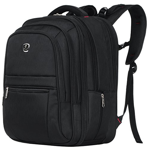Taikes Laptop Backpack Up To 17-Inch Black23