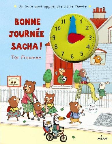 Bonne journée, Sacha !