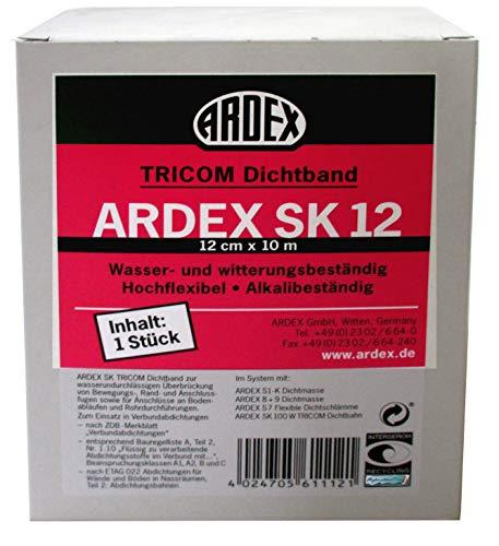 Ardex SK 12 Tricom Dichtband 12 cm breit, 10 m Rolle