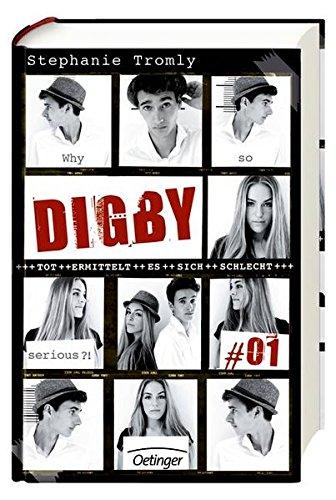 Digby #01: Tot ermittelt es sich schlecht