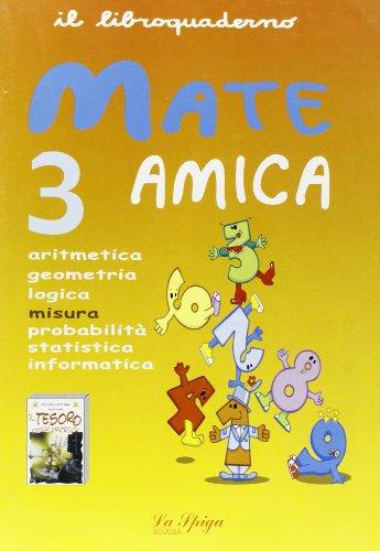 Download mate amica libroquaderno con libretto 3 pdf fandeluxe Images