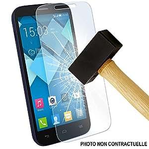 Film verre trempé protection écran Alcatel One Touch Pop 3.5 film protection