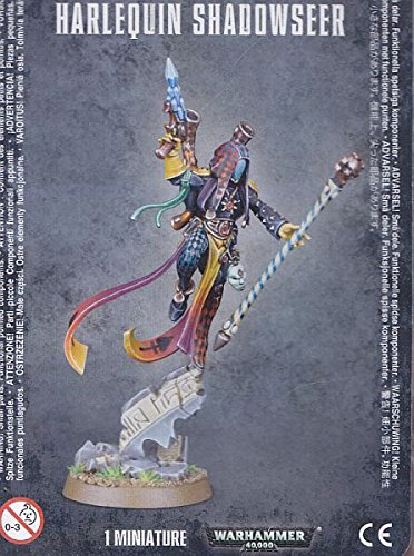 Warhammer 40k Eldar Harlequin Shadowseer by Games Workshop