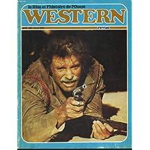 REVUE WESTERN, LE FILM ET L'HISTOIRE DE L'OUEST N°5, FEVRIER 1973.