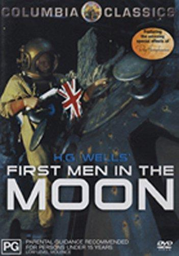 First Men In The Moon (4) (First Men In The Moon Film)