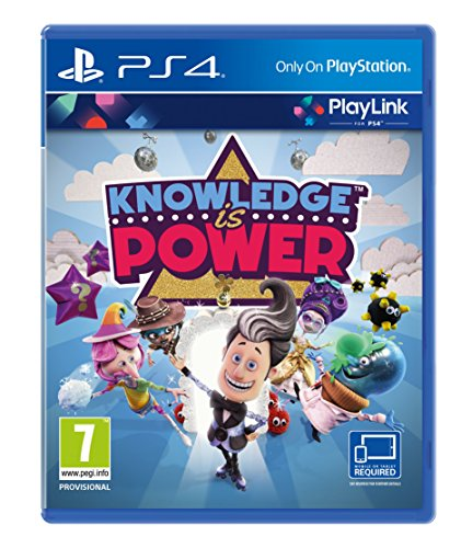 Sony Knowledge is Power (PS4) Best Price and Cheapest