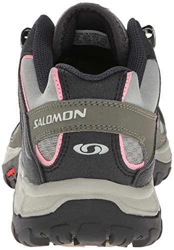 Salomon Ellipse Aero Women's Trail Chaussure De Marche - SS15 Grey