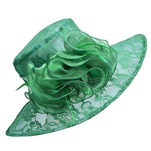 Lawliet - Capeline - Femme Taille Unique green