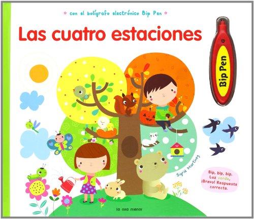 Las cuatro estaciones por Sigrid Martínez