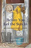 Before You Let the Sun In: And Other Dramatherapeutic Stories