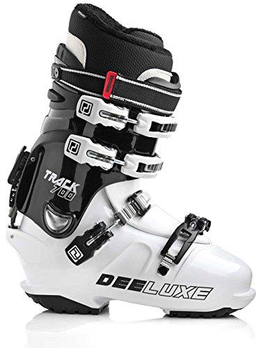 Da Snowboard da uomo Boot DEELUXE Track 700T 2016Hard Boots, nero / bianco, 42
