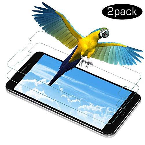 wsiiroon Schutzfolie für Samsung Galaxy S5 / S5 Neo, [2 Stück] Panzerglas Bildschirmschutzfolie für Samsung Galaxy S5 / S5 Neo, 3D Touch Kompatibel-0.33mm, 9H Härte, Anti-Kratzen, Anti-Öl, Anti-Bläschen