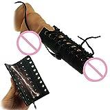 DAYYN PU Penis Ärmel Elektro Sexspielzeug Zum Männer Penis Elektrisch Stimulation Medizinisch Spielzeuge Elektro Schock Sex Produkte