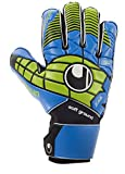 Uhlsport Eliminator Pro Guanti da portiere Nero/Blu/Verde Power Dimensione 6