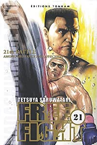 Free Fight Edition simple Tome 21