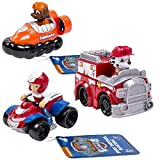 Spin Master 6026590  -  Paw Patrol  -  Rescue Racers - 3-er Pack - Version 5 (Ryder / Zuma / Marshall)