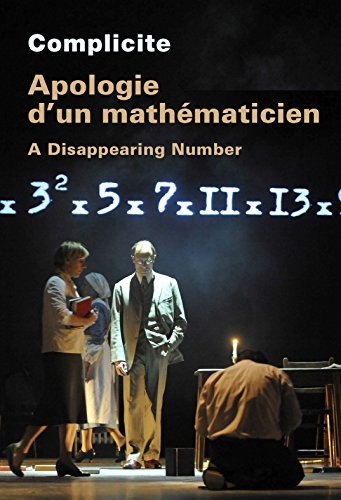 Apologie d'un mathmaticien