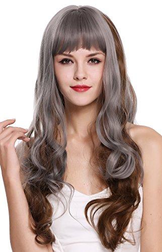 WIG ME UP ® - MS1725-10/10A peluca mujer pelo largo