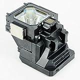 eu-ele lmp116Ampoule compatible avec module Lampe de remplacement avec boîtier pour projecteur modèle SANYO PLC-ET30L/XT35/XT35L;/EIKI LC-SXG400/sxg400l/xg400/xg400l