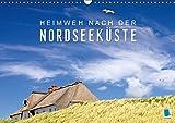 Heimweh nach der Nordseeküste (Wandkalender 2016 DIN A3 quer): Die Nordseeküste: Am Schelfmeer zwischen Borkum und Sylt (Monatskalender, 14 Seiten) (CALVENDO Orte)