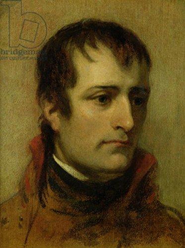 "Poster-Bild 30 x 40 cm: ""Napoleon Bonaparte (1769-1821) First Consul, 1802 (oil on canvas)"", Bild auf Poster"