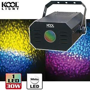 Kool Light Kregen Effet Water 1 LED 30 W Blanc