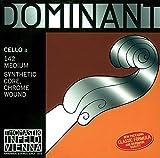 Dominant Strings 147 1/8 Jeu de cordes pour Violoncelle Taille 1/8