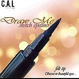 C.A.L Los Angeles Draw Me Eyeliner Sketch Black 2 ml