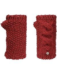 Lierys Longby Armstulpen Strickstuplen Damenstulpen Stulpen Wollstulpen für Damen Strickstulpen Herbst Winter