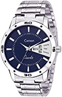 Carson Fashion Analog Blue Dial Men's Watch - CR7106