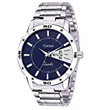 #3: Carson CR7106 Dynamo Day-n-Date Watch - For Men