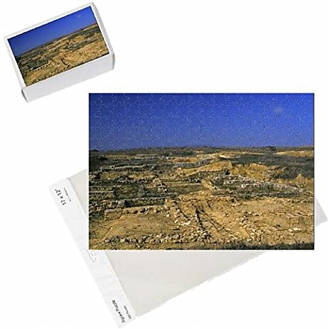 Photo Jigsaw Puzzle of SPAIN. CASTILE AND LEON. Villasabariega. Lancia