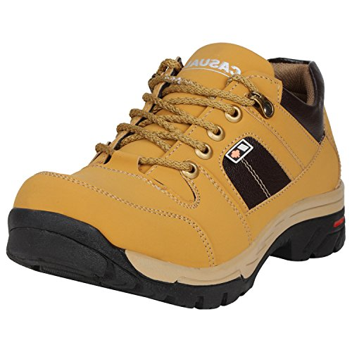 5efc6333f2adf9 Kraasa Men s Synthetic Leather Boots – FizCart
